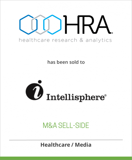 HRA Research has been sold to Intellisphere LLC