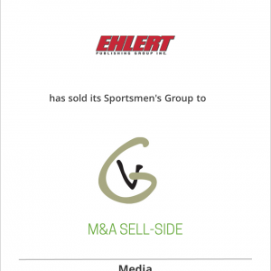 Ehlert Publishing Group Inc. has sold its Sportsmen's Group of eight publications to Grand View Media Group Inc.