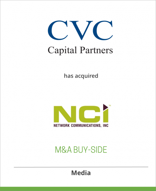 Citigroup Venture Capital has acquired Network Communications Inc.