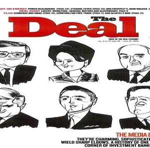 The Deal: The Media Bankers