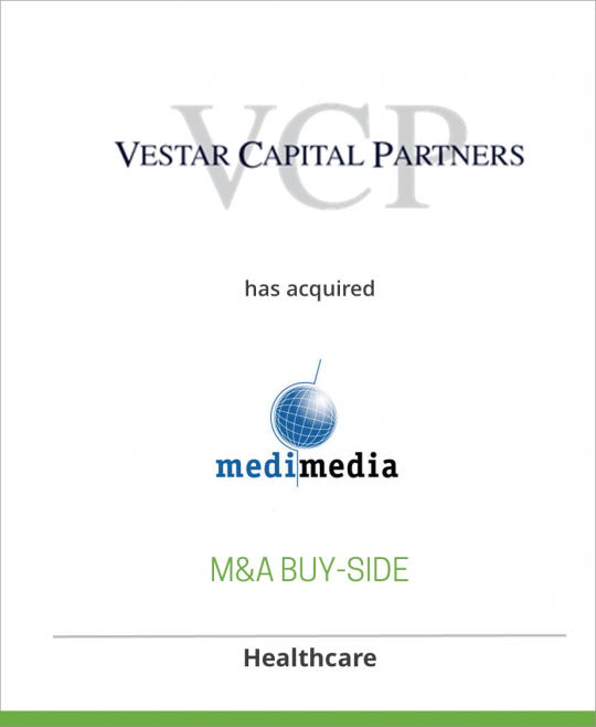 Vestar Capital Partners has acquired MediMedia