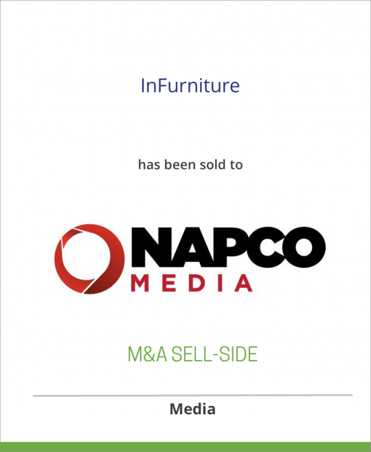 Fairchild Publications has sold InFurniture to North American Publishing Co.