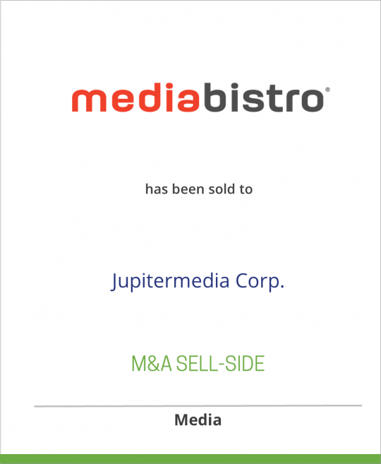 Mediabistro.com has been sold to Jupitermedia Corp