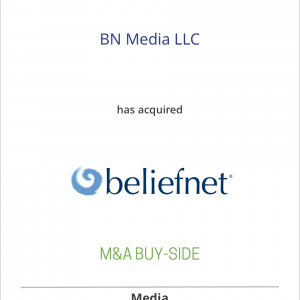 BN Media has acquired Beliefnet from Newscorp