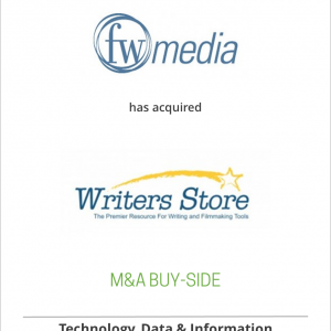 F+W Media Inc. has acquired The Writers Store