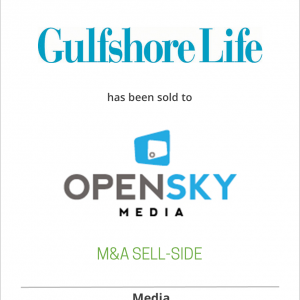 Gulfshore Life has been sold to Open Sky Media