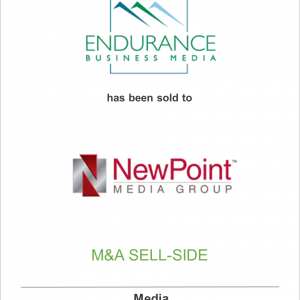 Endurance Business Media has been sold to NewPoint Media Group