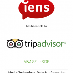 IENS has been sold to TripAdvisor