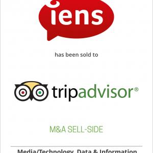 IENS has been sold to TripAdvisor