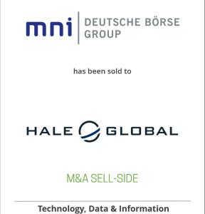 Market News International, Inc. (MNI) has been sold to Hale Global on behalf of Deutsche Börse