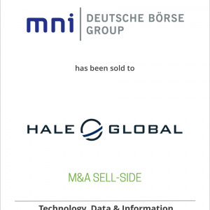 Market News International, Inc. (MNI) has been sold to Hale Global on behalf of Deutsche Börse