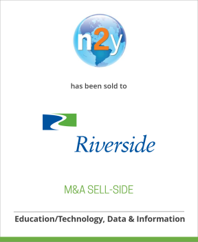 n2y has been sold to The Riverside Company