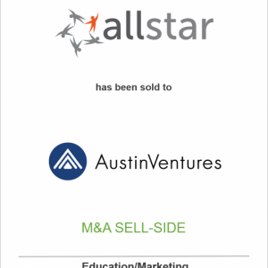 All Star Directories has been acquired by Austin Ventures