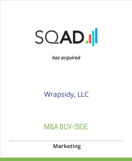 SQAD, Inc has acquired Wrapsidy, LLC