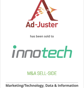 Ad-Juster, Inc. has been acquired by Innotech Capitals