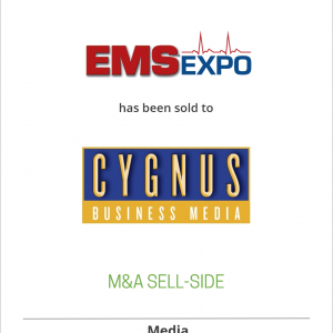 Summer Communications and Expo Productions have been acquired by Cygnus Business Media