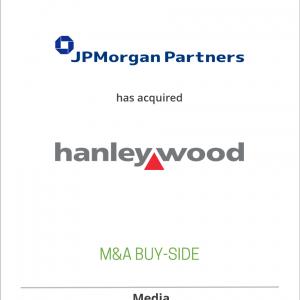 JPMorgan Partners has acquired Hanley Wood, LLC from Veronis Suhler Stevenson
