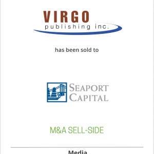 Virgo Publishing, Inc. has been sold to Seaport Capital