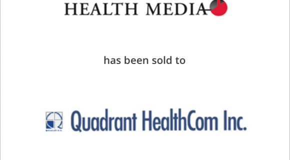 Lebhar-Friedman Inc has sold Dowden Professional Publications to Quadrant HealthCom Inc.