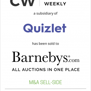 Collectors Weekly has been sold to Barnebys