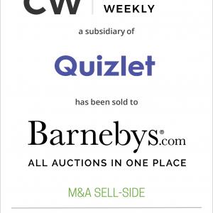 Collectors Weekly has been sold to Barnebys