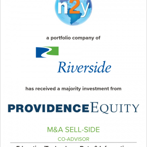 n2y has received a majority investment from Providence Equity Partners