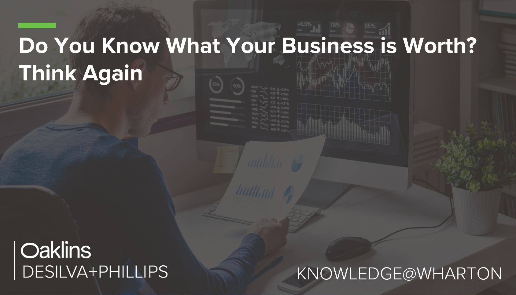 Do You Know What Your Business is Worth? Think Again